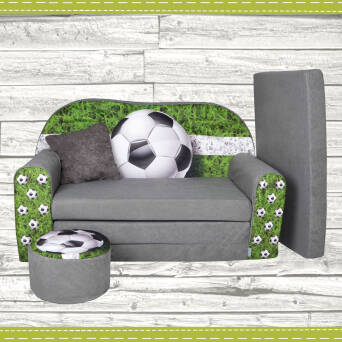 Sofa enfant convertibles Football