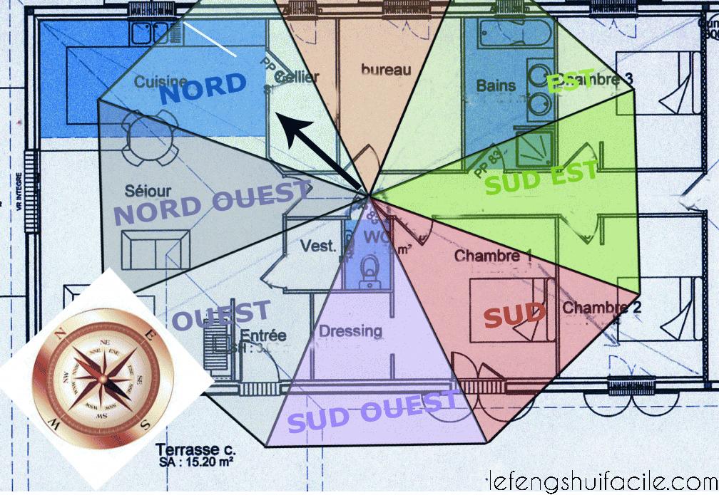 comment arranger la maison selon le feng shui. Black Bedroom Furniture Sets. Home Design Ideas